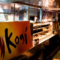 Kogi barbeque truck