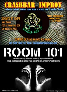 Crashbar and Room 101