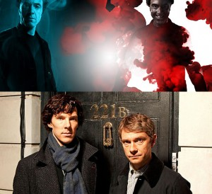 BBC dramas Jekyll and Sherlock