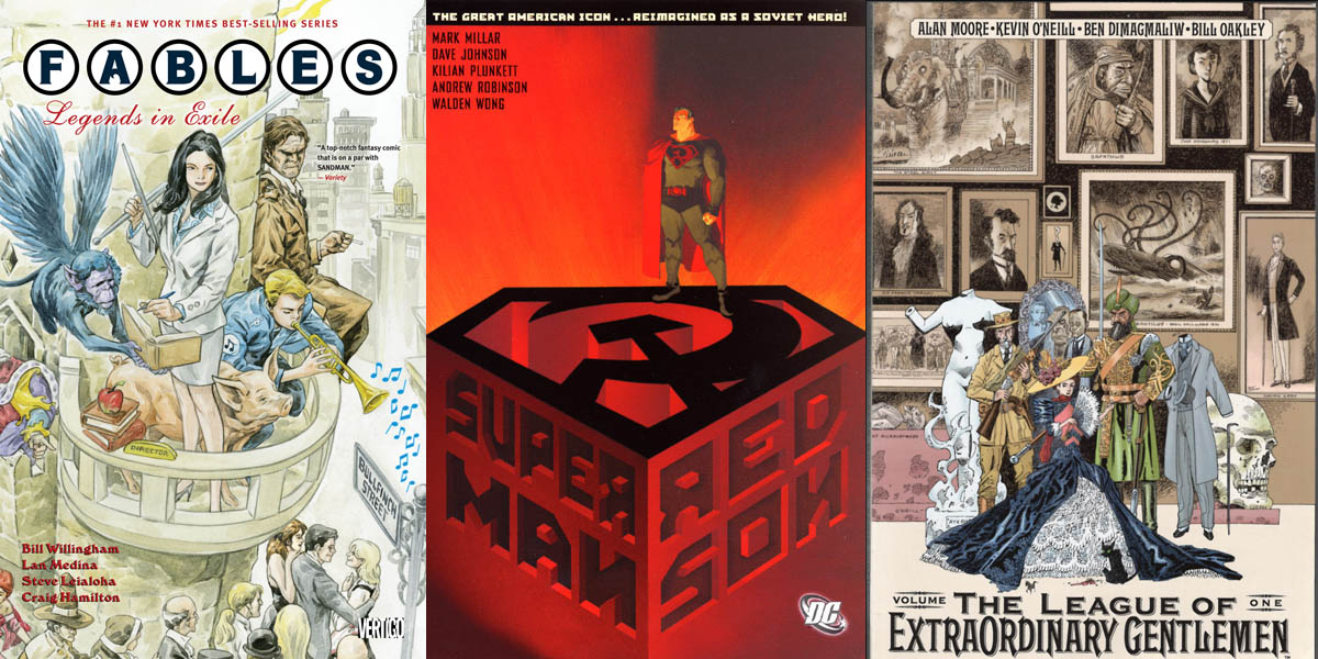Superman Red Son Prepopculture Pop Culture Before It Pops