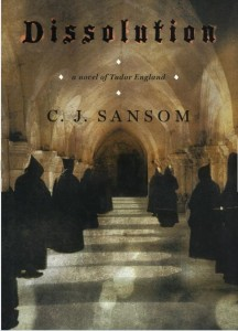 Cover of novel Dissolutino by C.J. Sansom