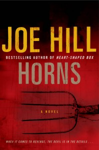 Cover of Horns by Joe Hill