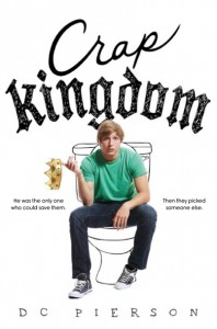 Cover of Crap Kingdom by DC Pierson