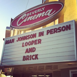 New Beverly Cinema in Los Angeles