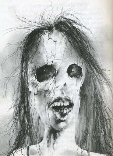 Stephen Gammell illustration