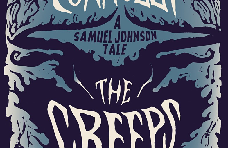 Book cover for The Creeps
